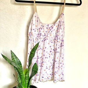Free People Butterfly Tank